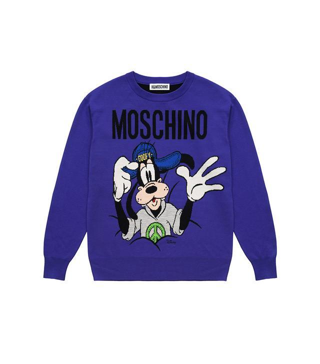 H&M x Moschino Merino Wool Sweater