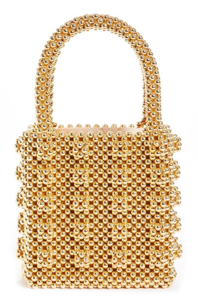 Antonia Small Beaded Handbag -