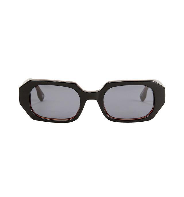 Le Specs Luxe La Dolce Vita Sunglasses Black