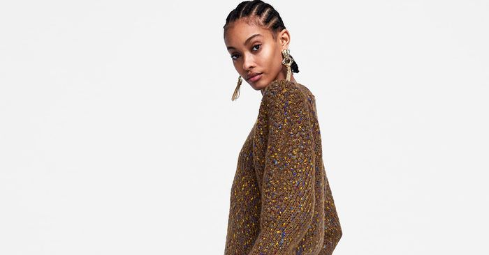 ccc360898ee Shop the 17 Best Zara Sweaters