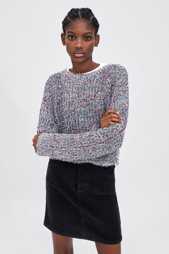 382e3e1cd16 Shop the 17 Best Zara Sweaters