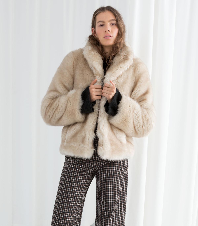 koala fur jacket - HD1200×1365