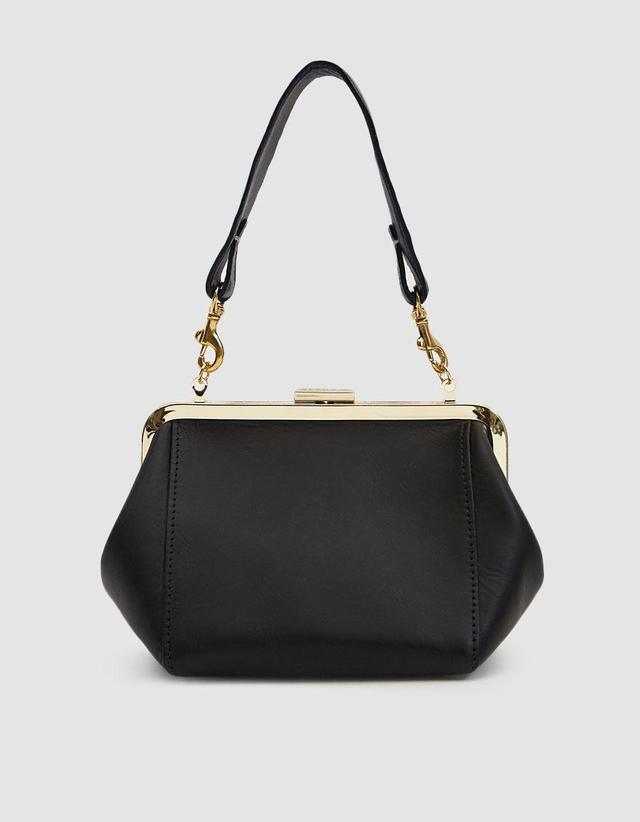 Le Box Leather Bag