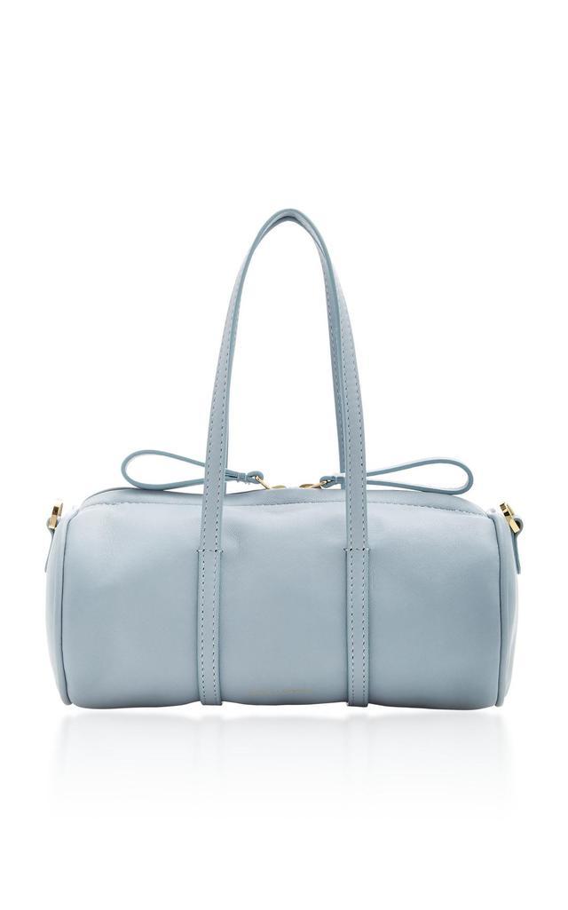 Gym Mini Leather Duffle Bag