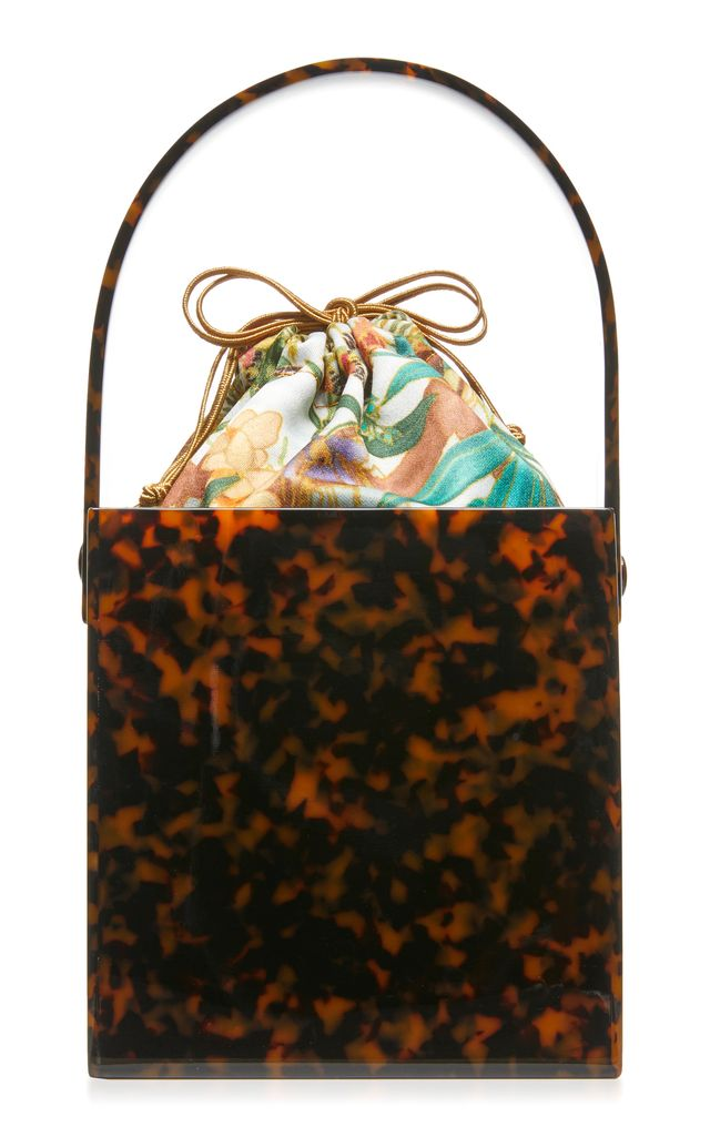 Stelis Bag with Satin Pouch