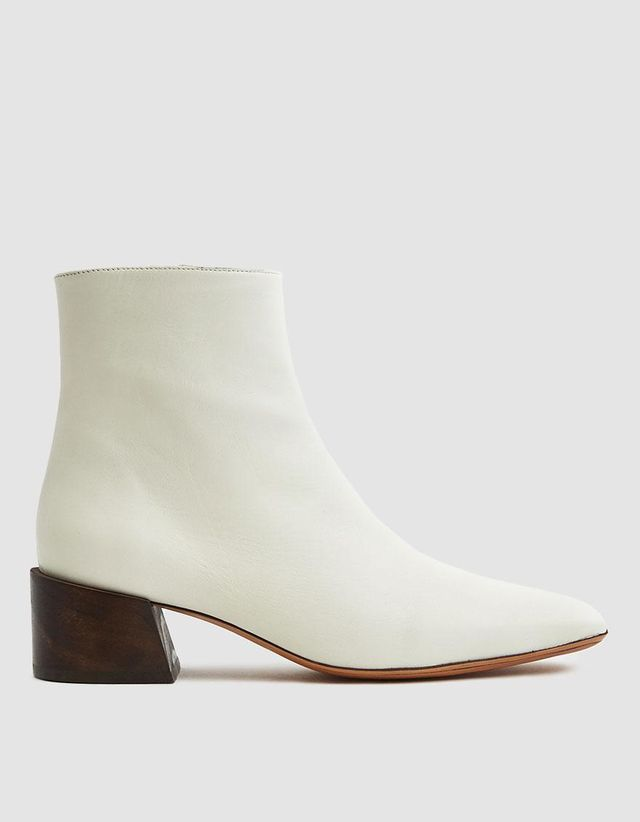 Classic Leather Ankle Boot