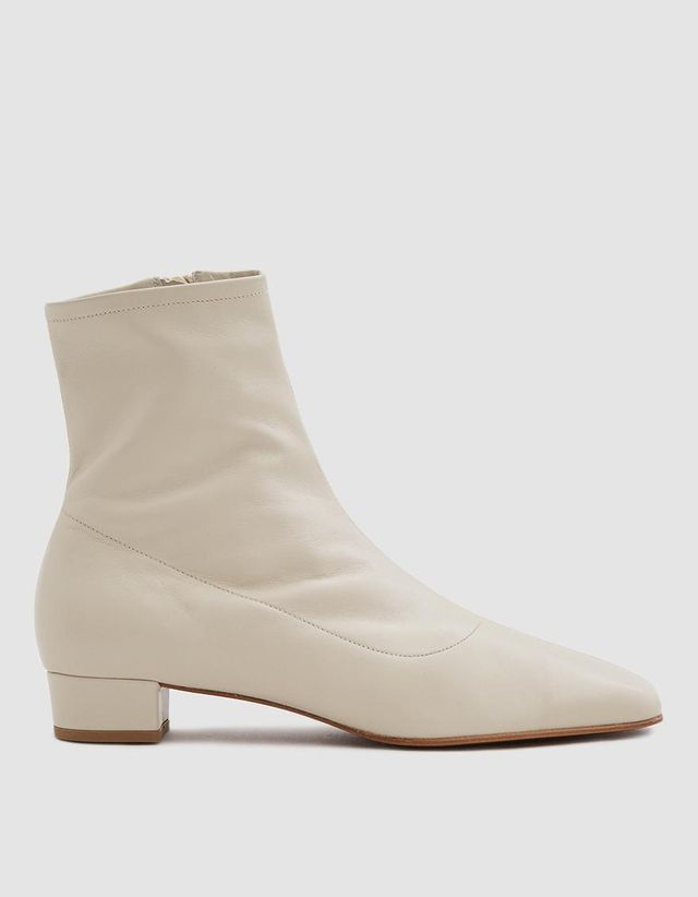 Este Leather Ankle Boot