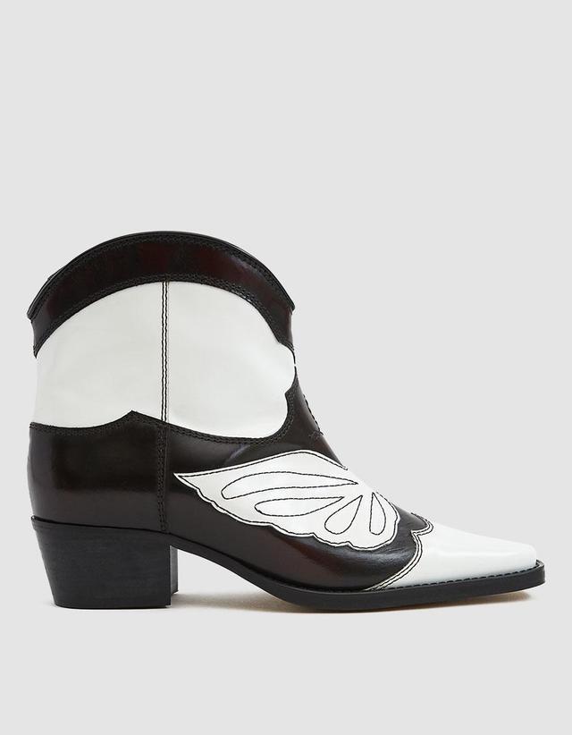 Meg Short Cowboy Boot