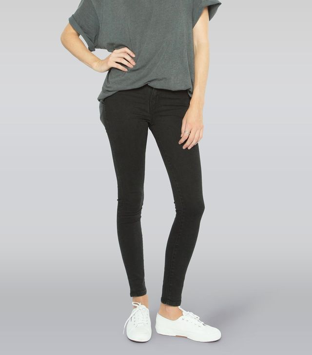 Outland Denim Harriet Jeans in Black
