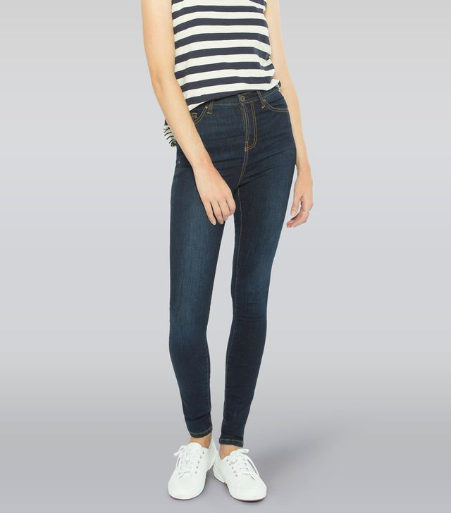 Outland Denim Harriet Jeans in Pacific