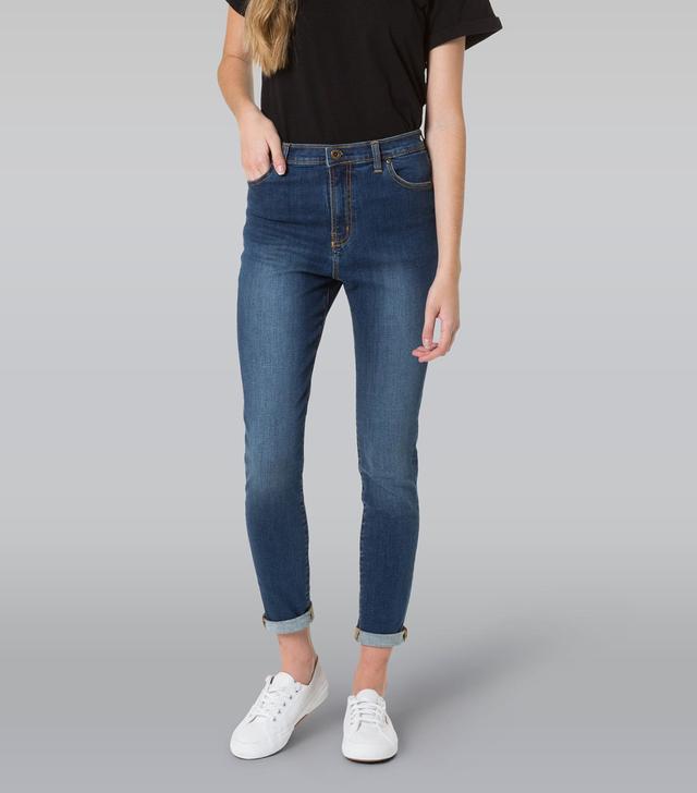 Outland Denim Harriet Jeans in Byron