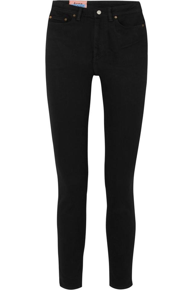 Peg High-rise Skinny Jeans