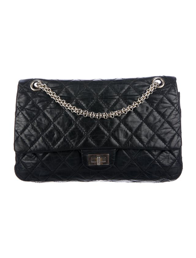 Chanel Reissue 24 Double Flap Bag