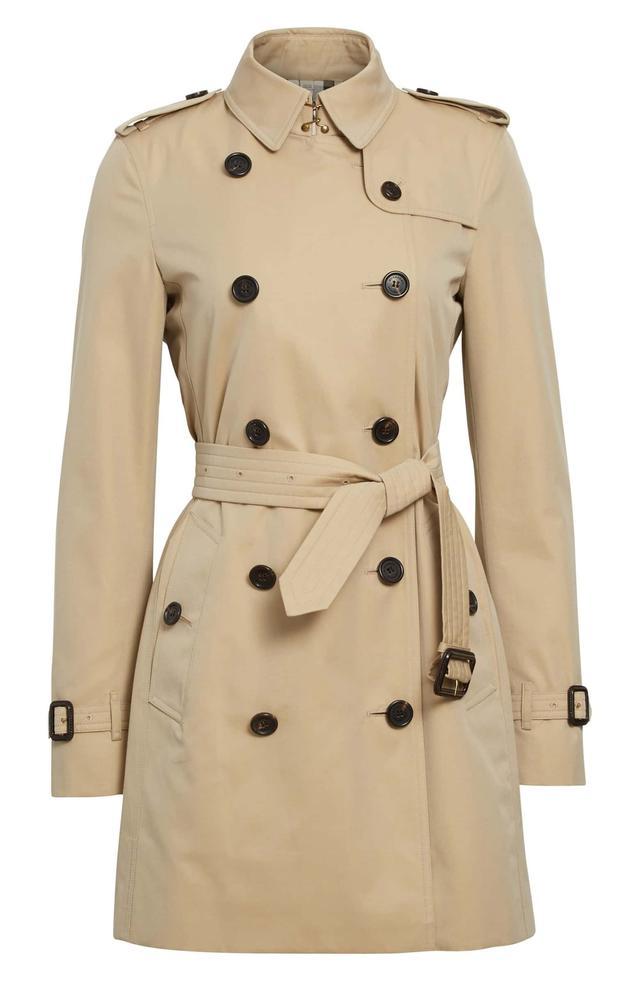 Kensington Mid Trench Coat