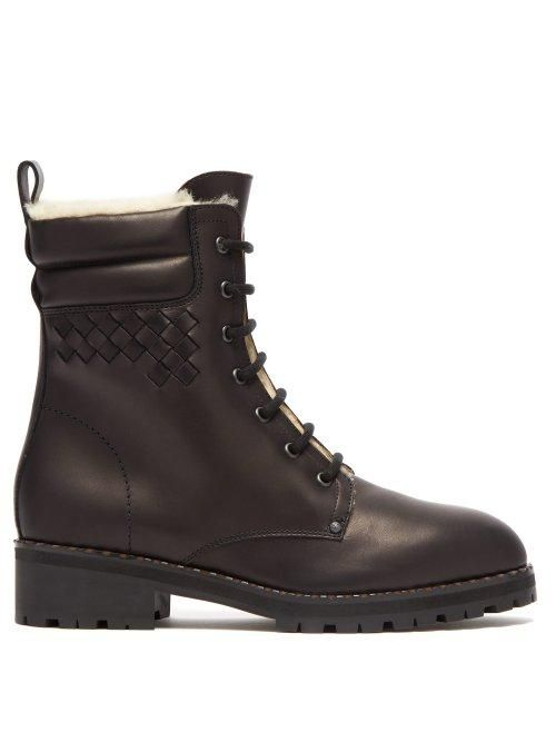 Channel '90s Grunge With These Cool Ankle Combat Boots | Who What Wear