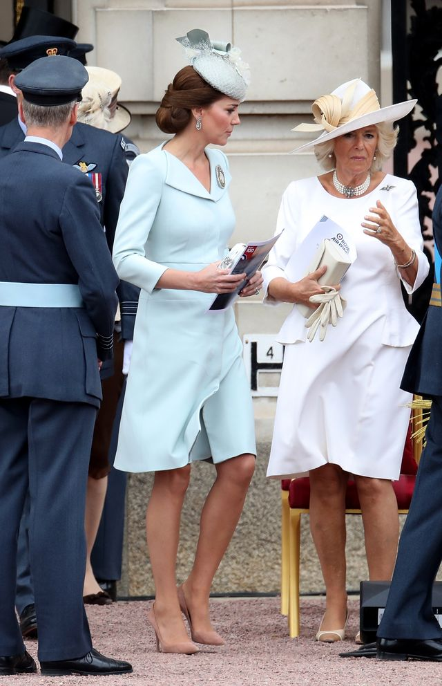 Kate Middleton's Gianvito Rossi Shoes