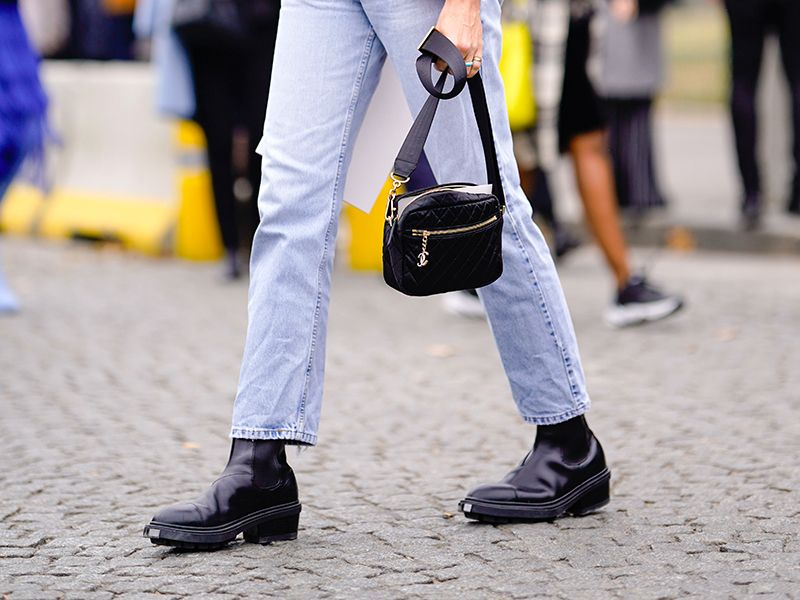 25 Boots That Won't Look Awkward With Jeans | WhoWhatWear.com | Bloglovin'