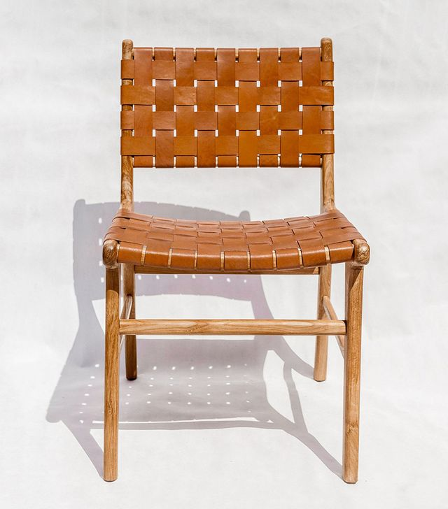 Hati Hati Leather Dining Chair
