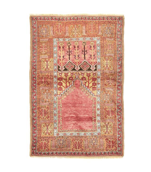 Vintage Anatolian Wool Rug