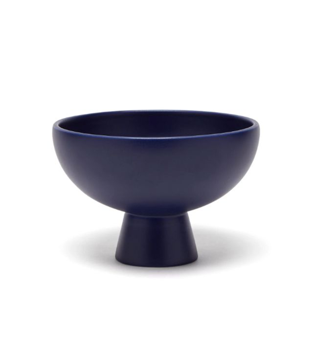 - Str0m Ceramic Bowl - Blue