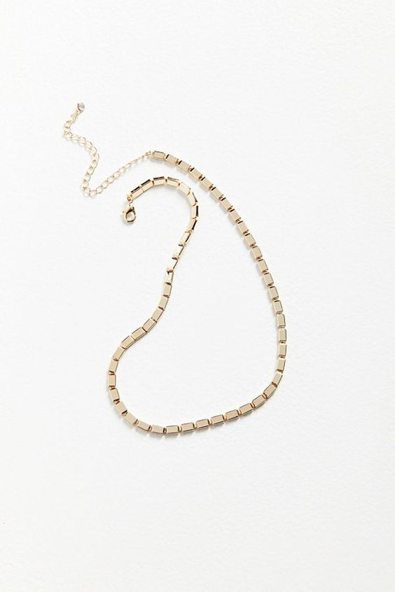 affordable trendy Link Chain Necklaces