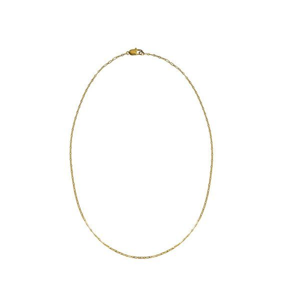 affordable trendy chain necklaces