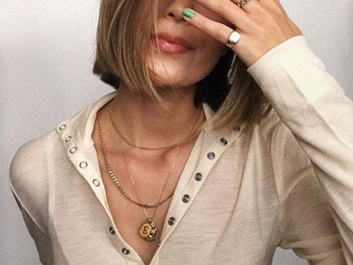 initial necklaces under $200