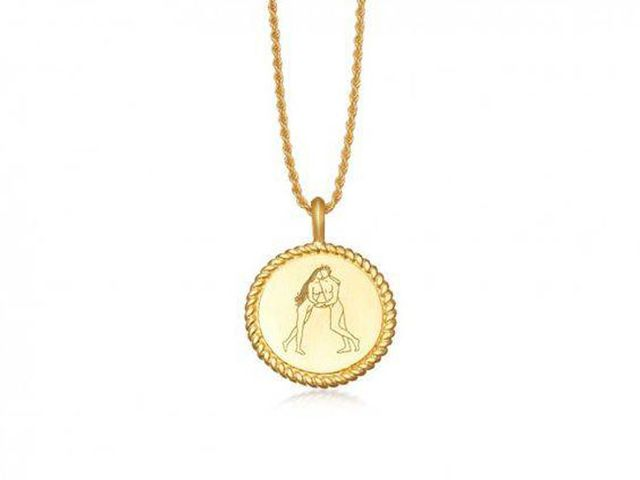 artistic initial necklaces under $200