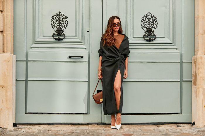 a333f50464 What to Wear With White Shoes, According to Fashion Girls | Who What ...