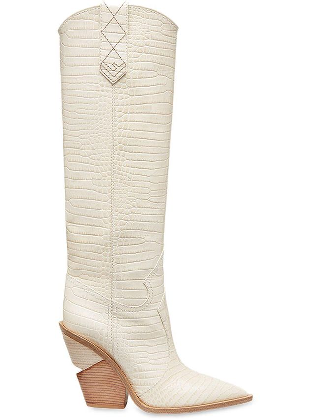 Cutwalk pointed-toe cowboy boots