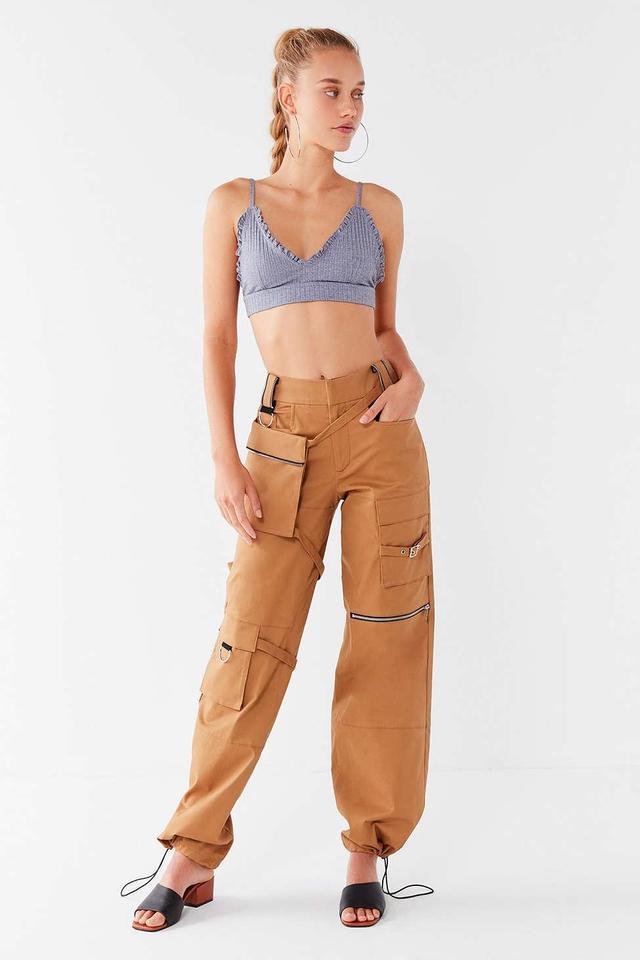 I.AM. GIA Harper Zip Cargo Pant