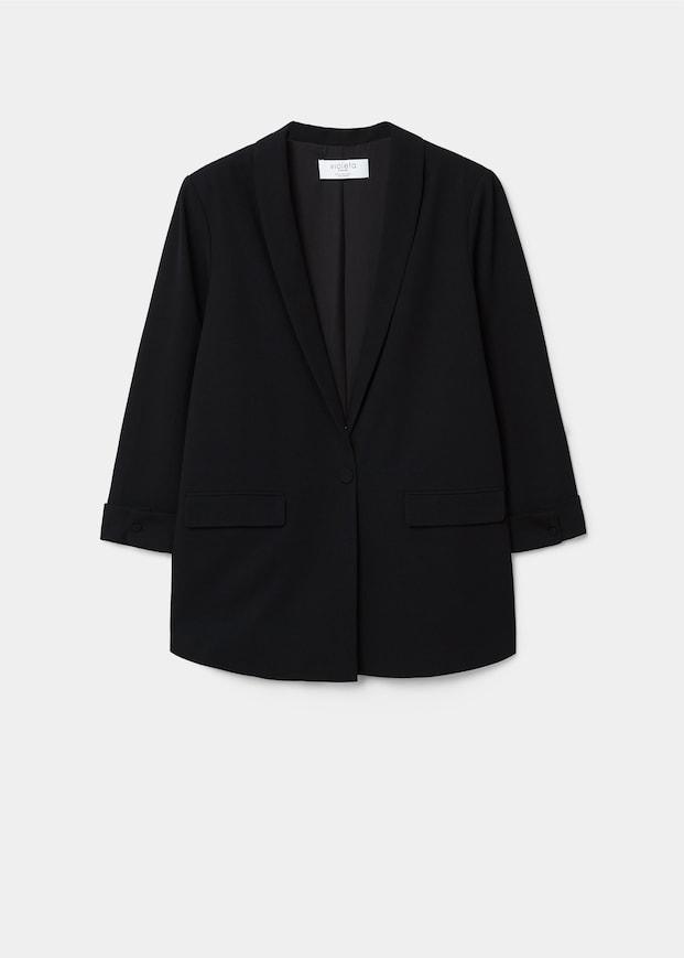 Violeta Flowy Suit Blazer
