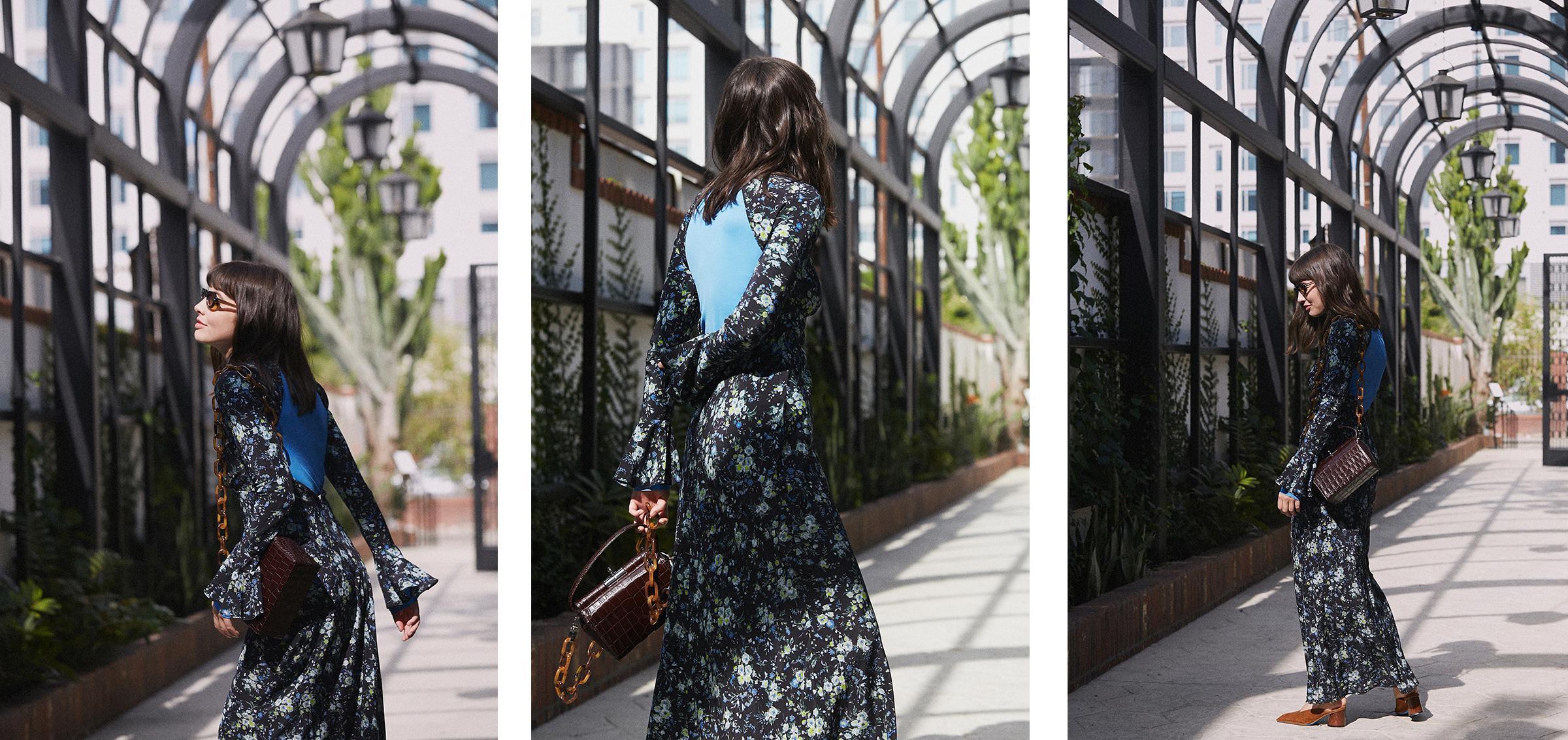 Net-a-Porter Vanguard - Les Rêveries dress