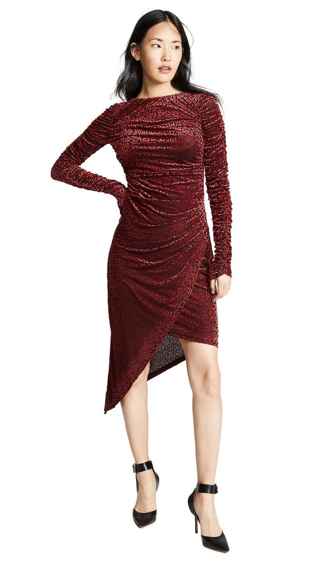 Breakthrough Midi Dress