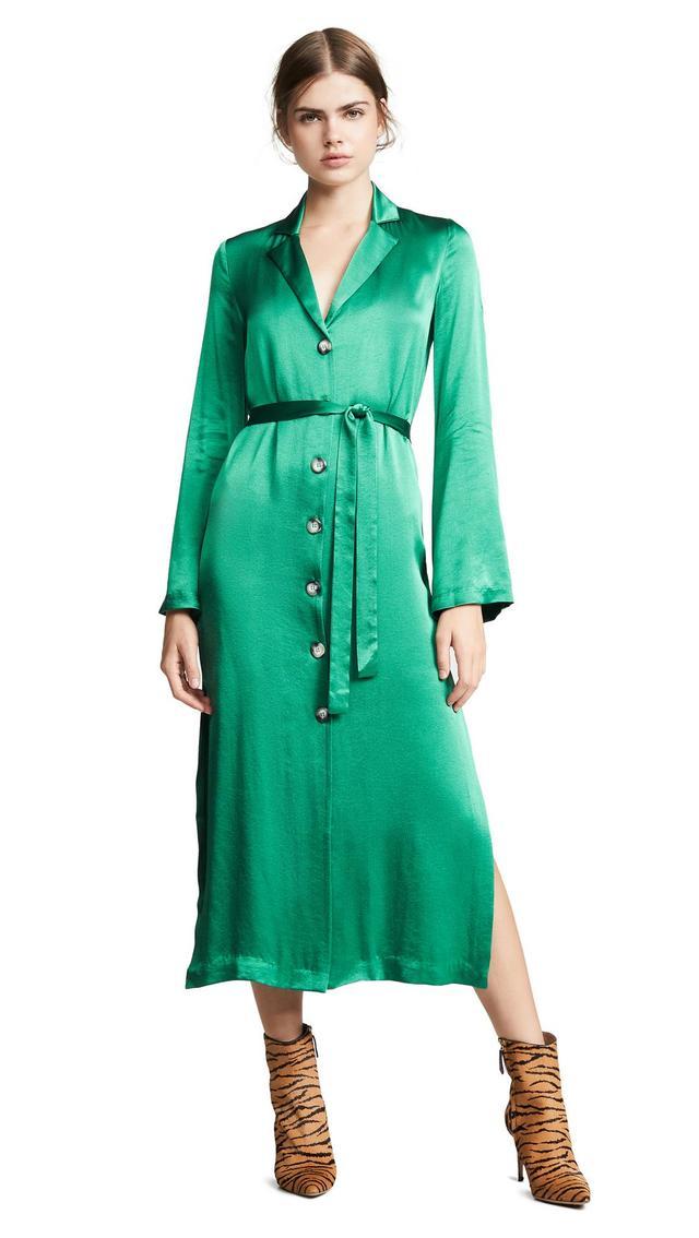 Sandy Robe Dress