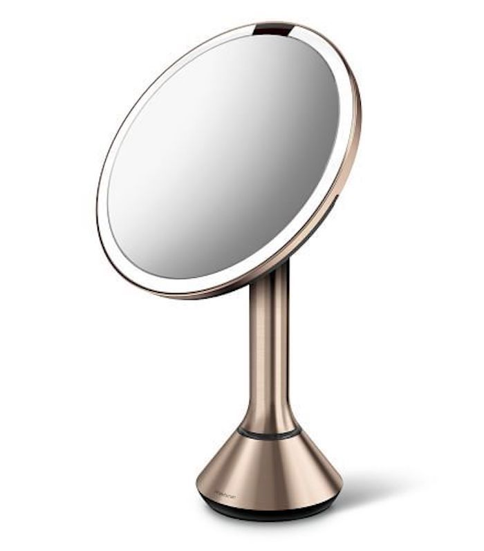 These Are The 7 Best Lighted Travel Makeup Mirrors Byrdie
