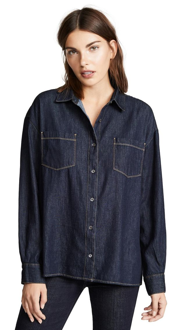 Joni Button Up Shirt