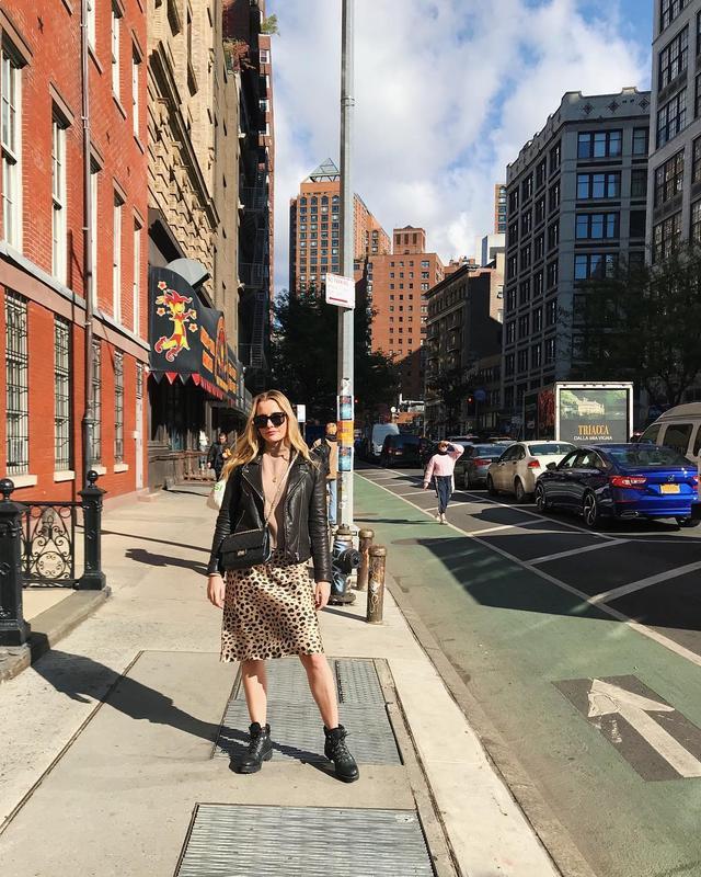 NYC fall style: Kristen Marie Nichols