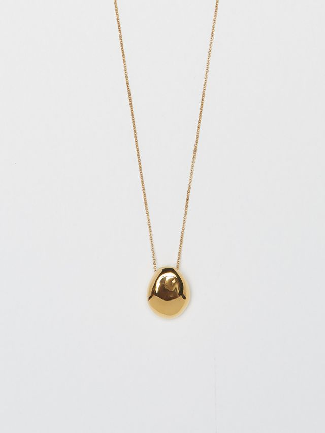 Bagatiba Gold Orb Necklace