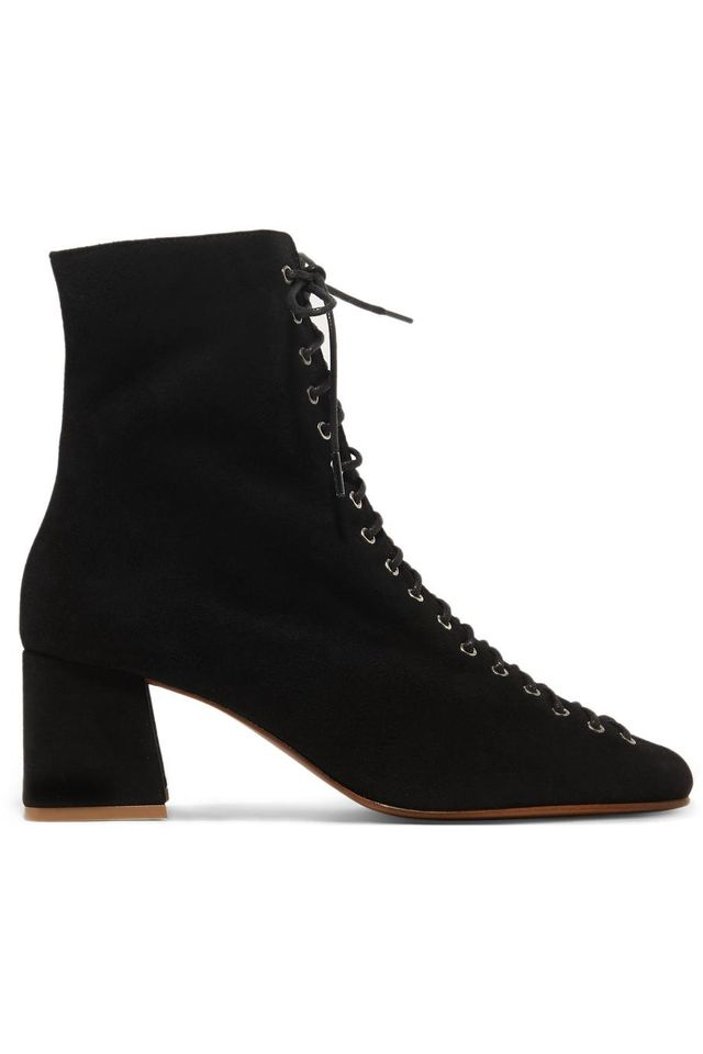 Becca Suede Ankle Boots