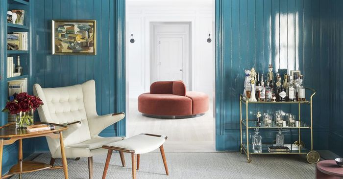 Watch Out For These Dining Room Trends For 2018: Calling It: These Will Be The Big Paint Color Trends Of