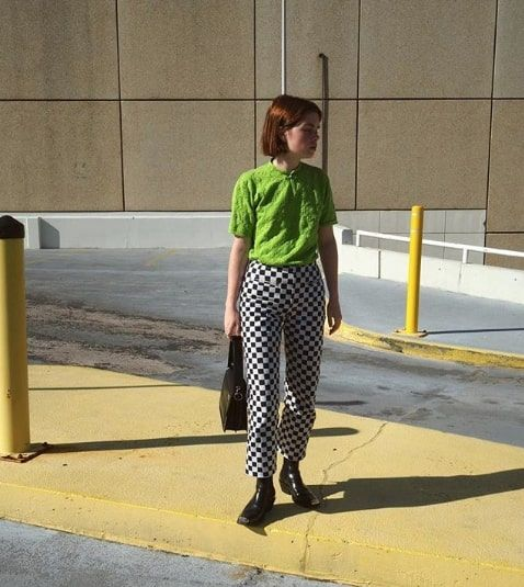 These Green-Shirt Outfits Are Sure to Stand Out This Winter  f25e29d50