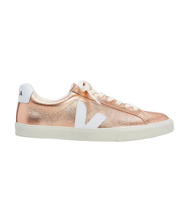 Veja Esplar Rose Gold Sneakers