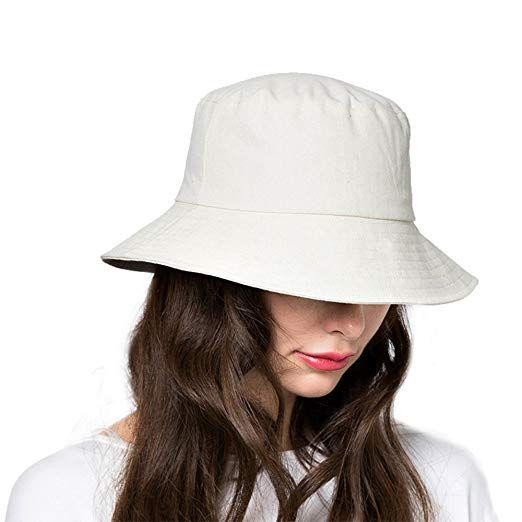 Anycosy Floppy Cotton Sun Hat SPF 50+ UV Protective
