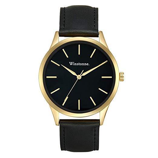 Winstonne Watch Carson in Gold