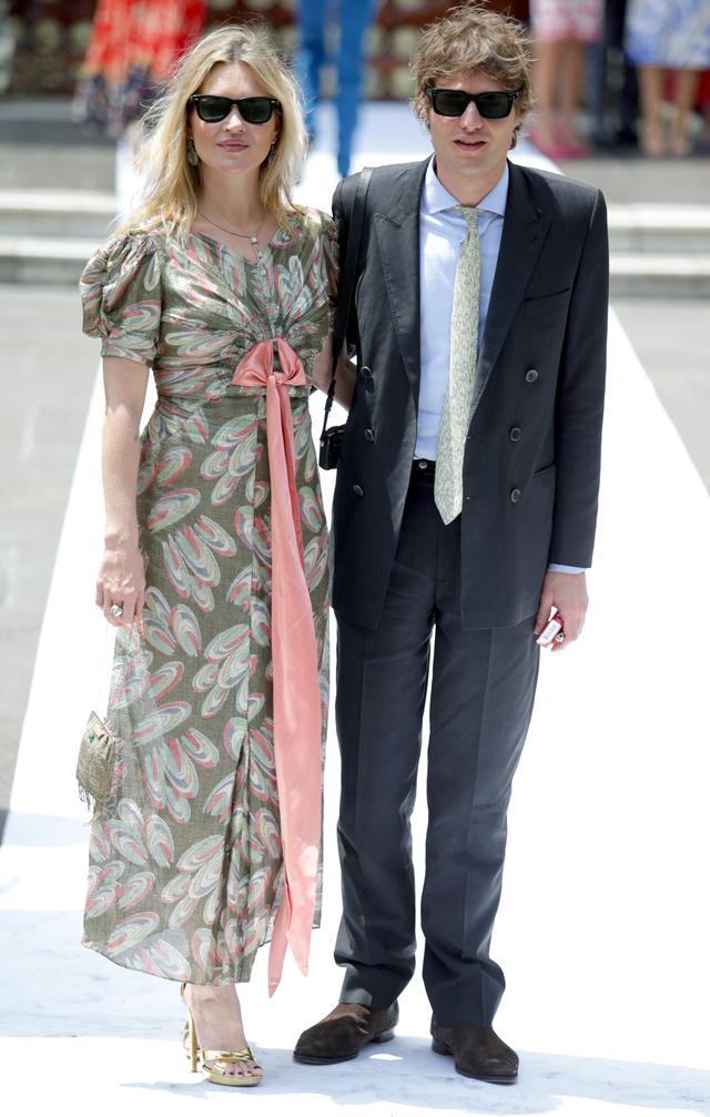 Kate Moss Wedding Guest