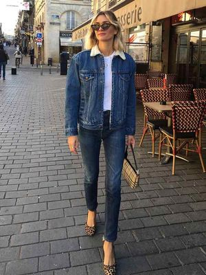 Fashion People Still Wear Skinny Jeans—9 Outfits to Prove It