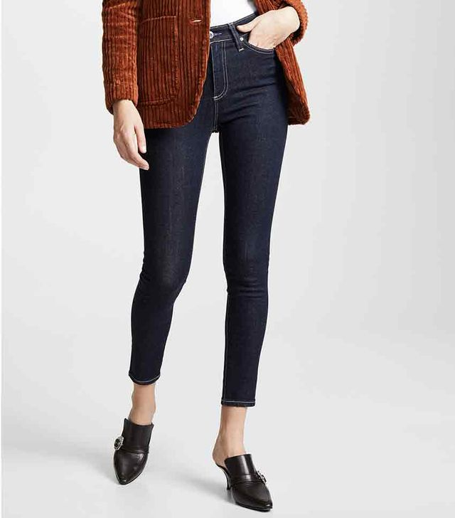 The Mila Ankle Jeans