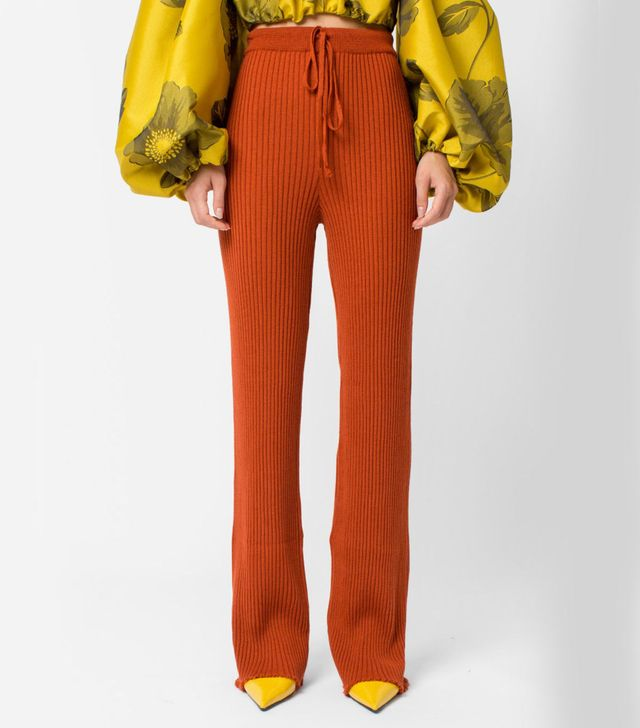 Marques Almeida Knit Trousers