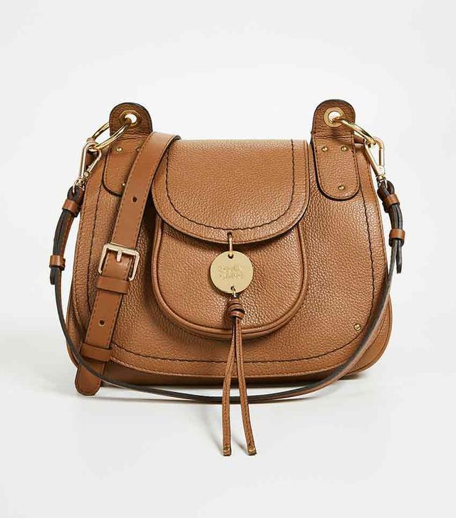 Susie Saddle Bag